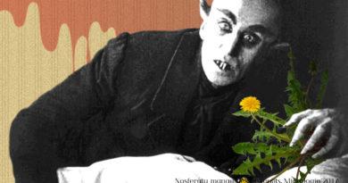 Nosferatu mange des pissenlits, Micrologie 2017
