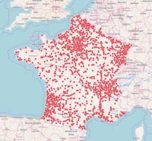chroniques cartographiques sols