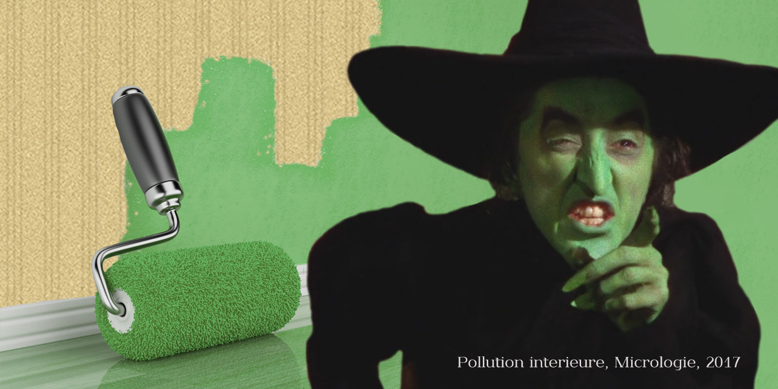 pollution intérieure, COV, micrologie