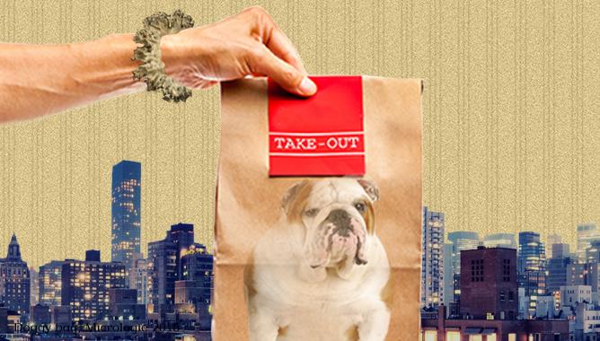 Doggy bag, truc de plouc, Micrologie