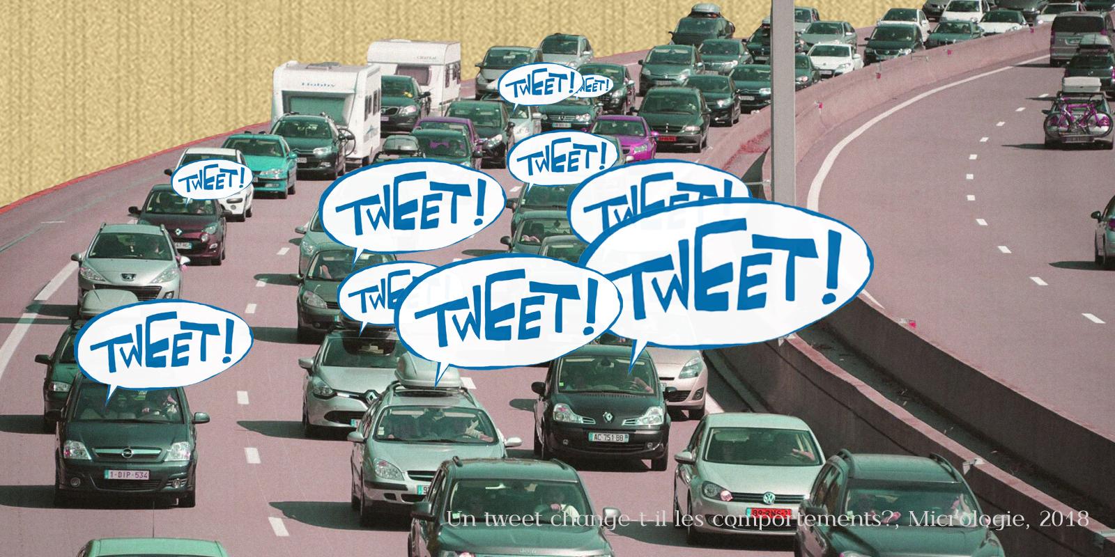 tweet comportement, micrologie